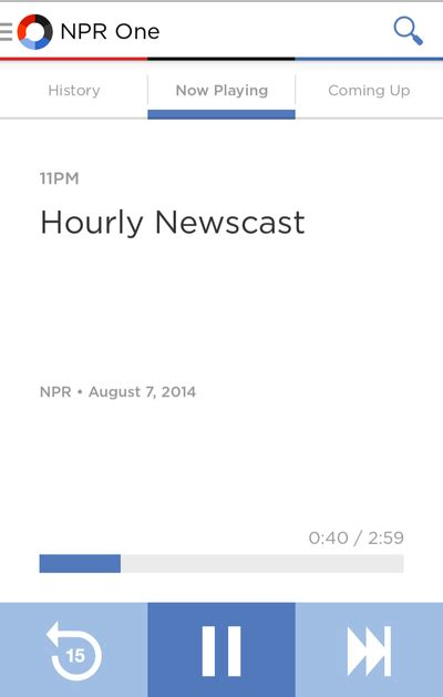 npr app android npr one review android central