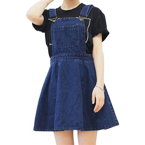 Suspender Denim Skirt denim suspender skirt rooms