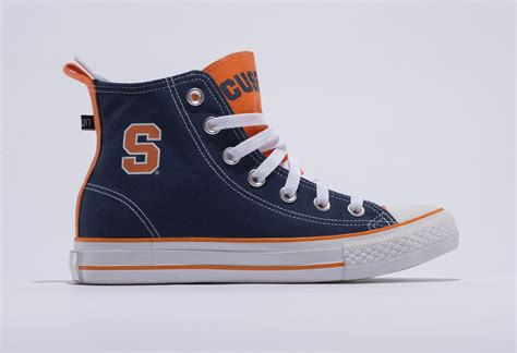 syracuse sneakers of michigan student launches skicks
