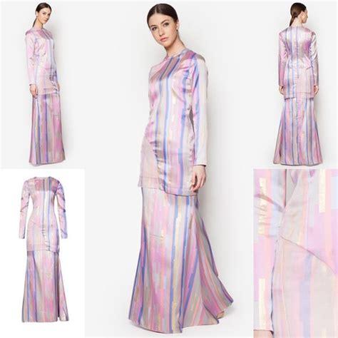 fesyen kebaya terkini 91 best raya ideas images on pinterest baju kurung baju