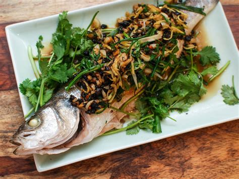 new year steamed fish how to make steamed whole fish for your lunar new