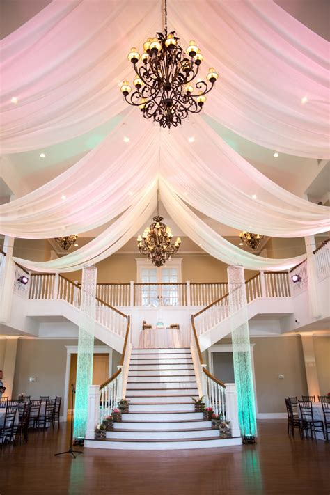 draping ceiling hanging dpc event services