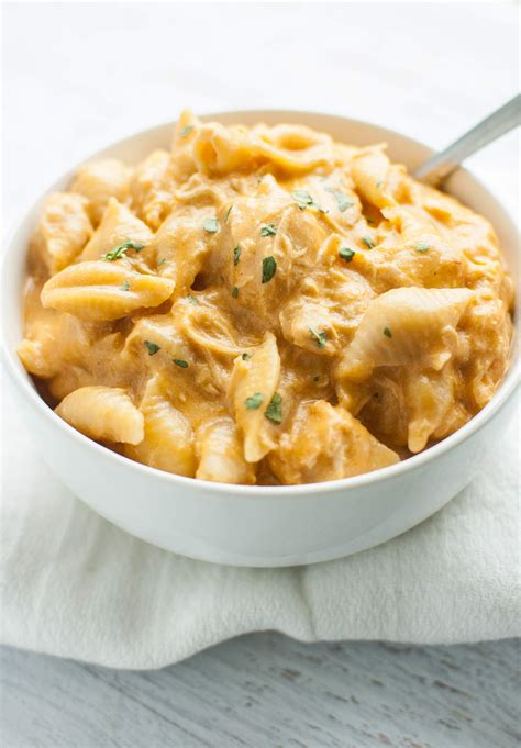 slow cooker buffalo chicken mac and cheese slow cooker
