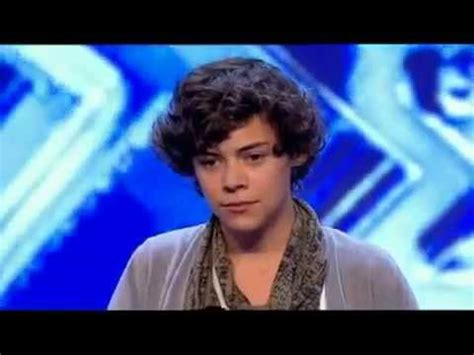 louis tomlinson one direction first audition harry styles first audition for x factor full version