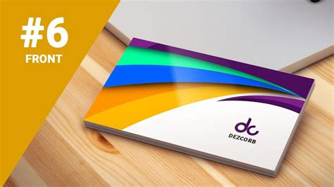 free business card templates photoshop cs6 6 how to design business cards in photoshop cs6