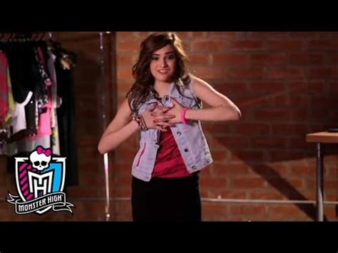 dance tutorial videos free dance tutorial with chachi gonzales monster high youtube