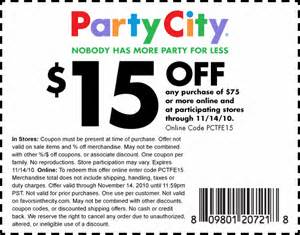 party city coupons halloween 2013 party city coupons 2016 printable coupons online