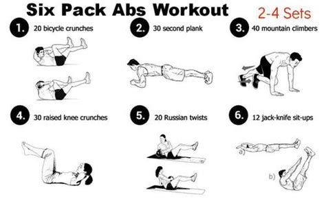 killer six pack abs workout naptera fitness