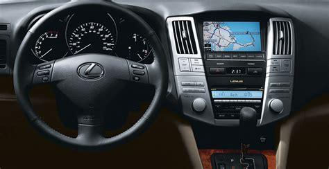 2008 Lexus Rx 350 Interior by 2008 Lexus Rx 350 Pictures Cargurus