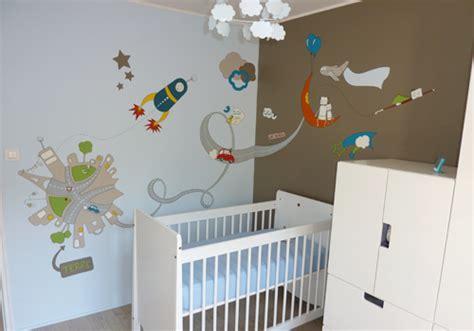 peinture pour chambre enfant deco peinture pour chambre de bebe visuel 7