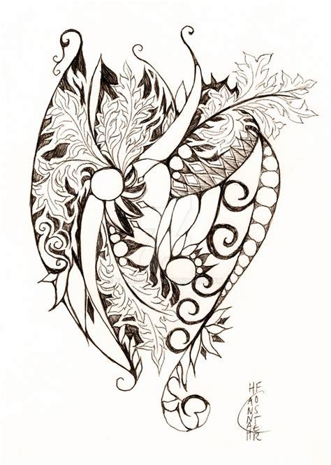 Doodle V By Eluminora On Deviantart