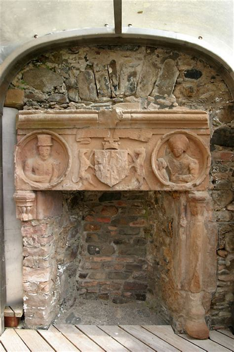 Fireplaces Aberdeenshire by Fireplace Photo Picture Image Huntly Castle Castles