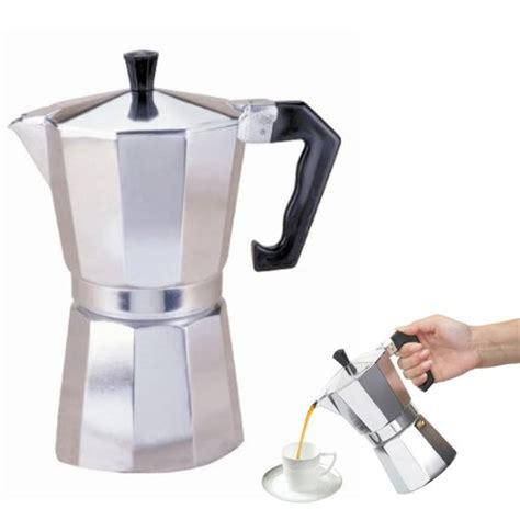 Coffee Maker Mini coffee maker cafetera espresso coffeemaker espresso mini 1 cup single brewer pot ebay