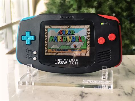 gameboy advance color nintendo switch gameboy advance 101 present for friend