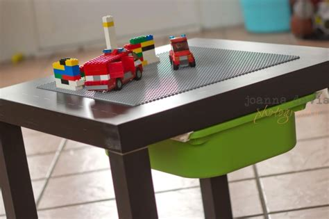 lego table diy ikea 5 awesome diy lego tables craftwhack