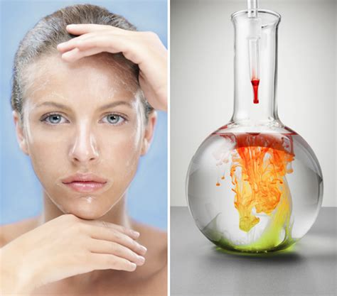 the top 9 at home peels pigmentation sunspots skin
