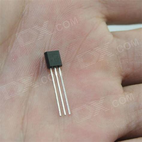 transistor dañado el c1815 transistor kit de composants 233 lectroniques elecfreaks bricolage pour arduino noir 110 pcs