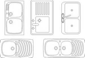 Kitchen Sink Cad Block Autocad Kitchen Cabinet Blocks Monsterlune