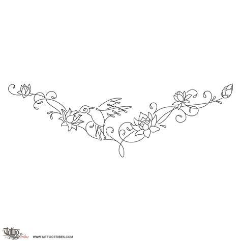 tatto fiori di loto tatuaggio di colibr 236 e fiori di loto inno alla vita