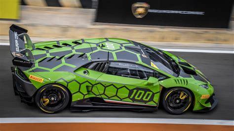 The new Lamborghini Super Trofeo Middle East