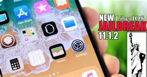 liberios ปล อย jailbreak สำหร บ iphone 64 bit ท ม ios 11 0 11 1 2 แล ว iphonemod