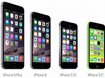 Image result for iPhone 7 compared To 5c