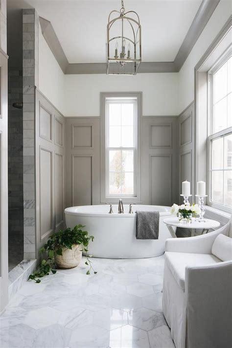 arch top lantern illuminates  elegant white  gray