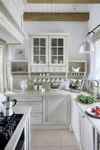 Shabby Chic Kitchen Design vintage k 252 chenm 246 bel im trend archzine net