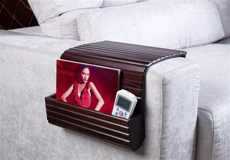 couch remote holder a superb organizer for those of us who have trouble