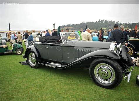 bugatti type 10 1931 bugatti type 50 history pictures sales value