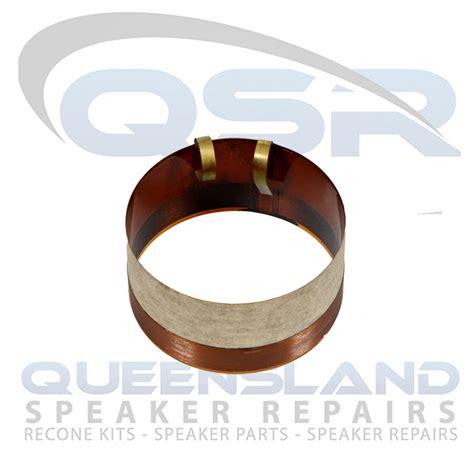 Spool Speaker Voice Coil 37mm turbosound ls1801 voice coil 183 queensland speaker repairs
