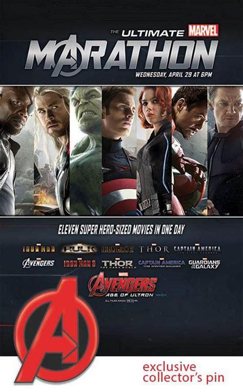 marvel film marathon amc s ultimate marvel avengers marathon nerd reactor