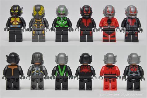 Lego Antman my brick store lele 79057 ant minifigures