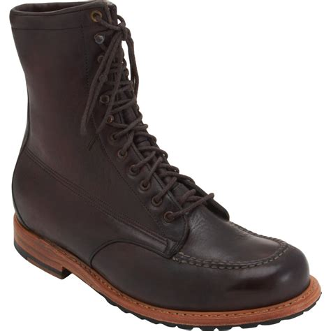 timberland winter boots timberland winter 8 boot in brown for lyst