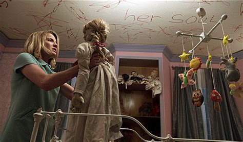 the annabelle doll documentary annabelle review hastily produced sporadically scary