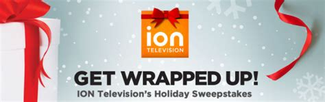 Iontelevision Com Sweepstakes - ion television s get wrapped up holiday sweepstakes win a 2 500 american express