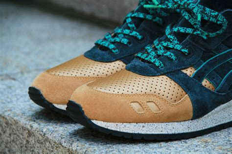 Asics X Concpet Three Lies a closer look at the concepts x asics gel lyte iii three