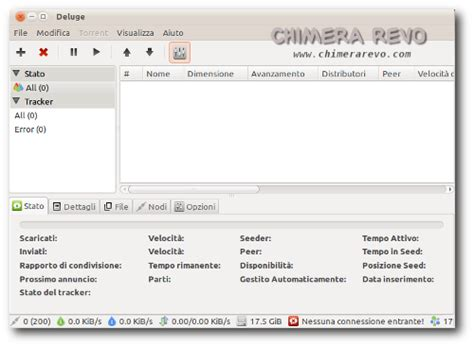 migliore porta per utorrent deluge uno dei migliori strumenti per gestire i torrent