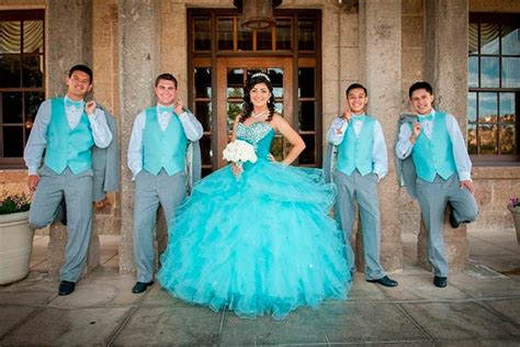 ropa para chambelanes pin quinceanera blog damas and chambelanes quinceaeras