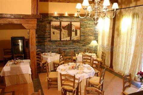 el jardin pedraza restaurante el jard 237 n pedraza