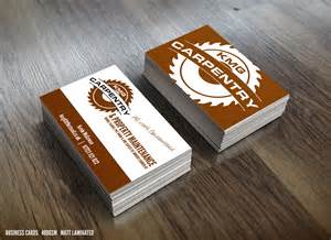 carpentry business cards business cards sign fx ballycastle