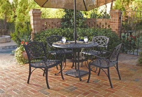 Discount Patio Dining Sets Patio Sets Clearance Home Styles 5554 308 Biscayne 5