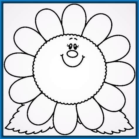 imagenes de flores para dibujar faciles paso a paso imagenes de flores faciles de dibujar archivos dibujos