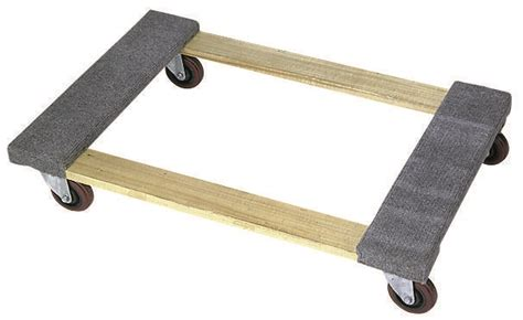 Furniture Moving Dolly by Carpeted Furniture Movers Moving Dolly 18 Quot X 30 Quot With