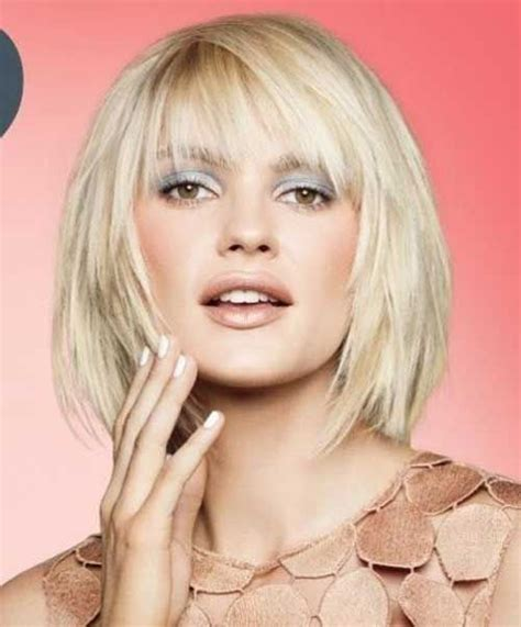 hairstyles when your bangs are too short 30 best layered bob hairstyles images on pinterest hair