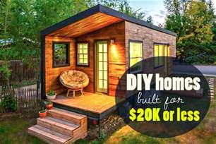 home design diy 6 eco friendly diy homes built for 20k or less