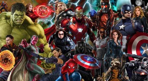 film marvel elenco 8 new avengers infinity war details revealed by the