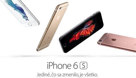 probl 233 my iphone 6s sa kopia z 225 kazn 237 ci sa sťažuj 250 už aj na 3d touch či vyp 237 nanie