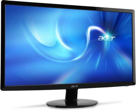 Monitor Acer 16 Inchi acer 18 5 inch led monitor vga rapid pcs