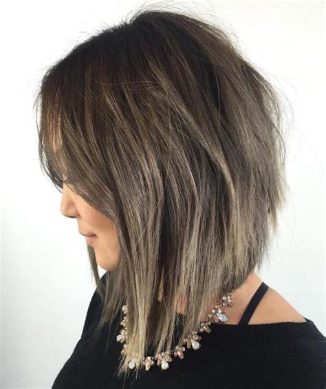 layered lob hairstyles 20 inspiring long layered bob layered lob hairstyles